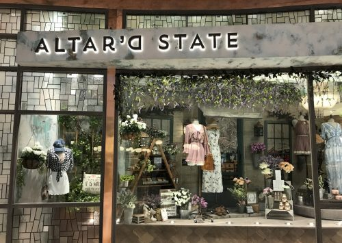 Altar'd State at Westfield Montgomery Mall