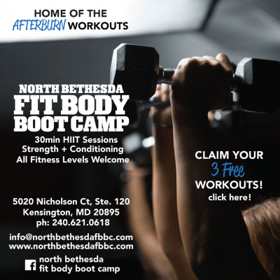 North Bethesda Fit Body Boot Camp
