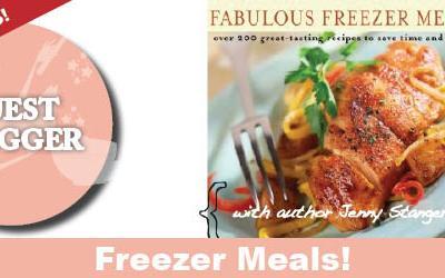 Freezer Meals: Food Storage for…well…your Freezer!