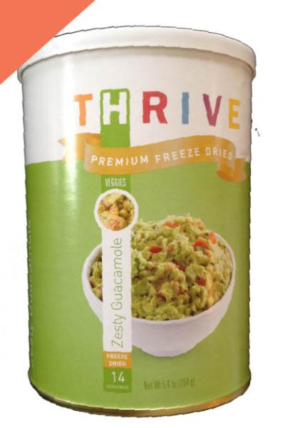 Thrive Guacamole