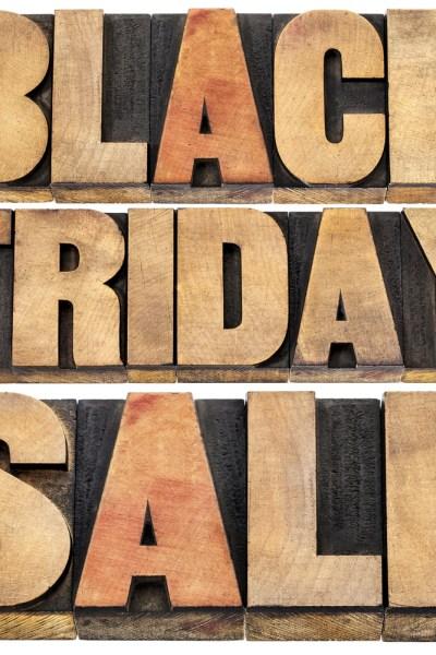 Food Storage Black Friday Sales!