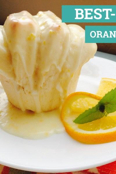 BEST-EVER Orange Rolls
