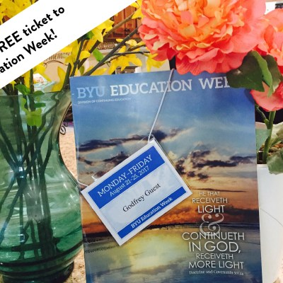 Enter the Education Week Giveaway!!