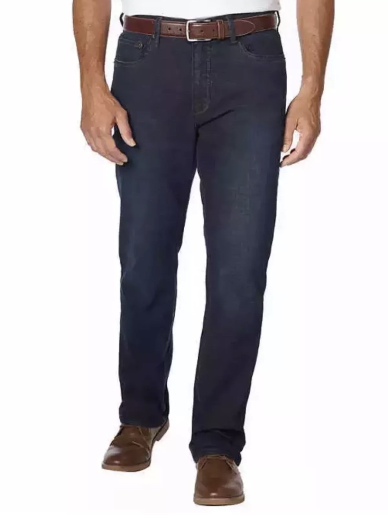 1777db93 Mens Urban Star Quality Denim Jeans. Black or Blue. $14.99. New with tags