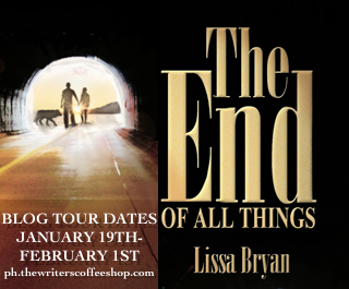 the end blog tour button