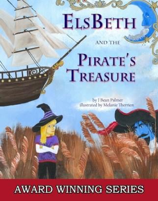 ElsBeth and the Pirate's Treasure Cover Medium