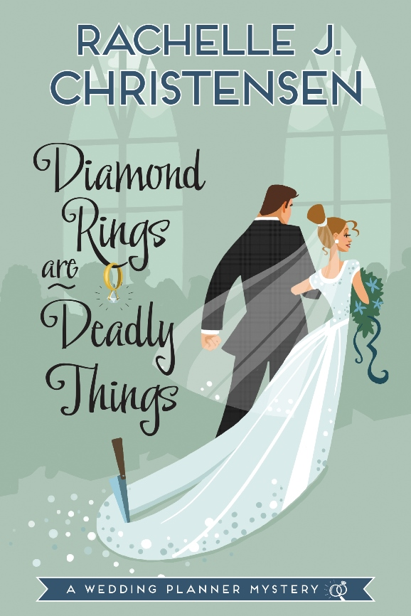 Diamond Rings Deadly Front Cover
