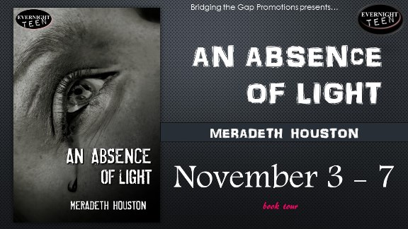 An Absence of Light Tour Banner