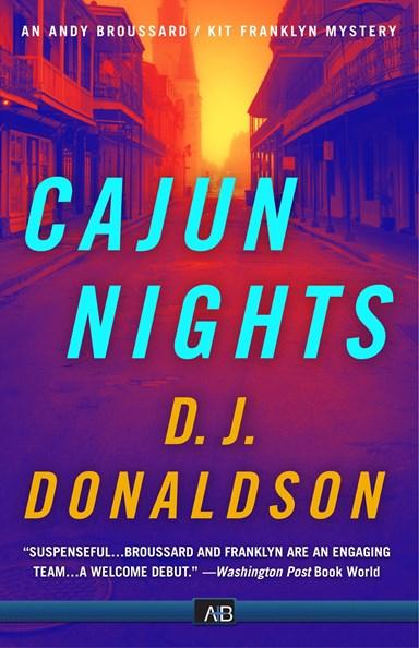 Cajun Nights - D.J. Donaldson