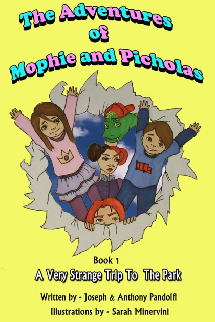 The Adventures of Mophie and Picholas