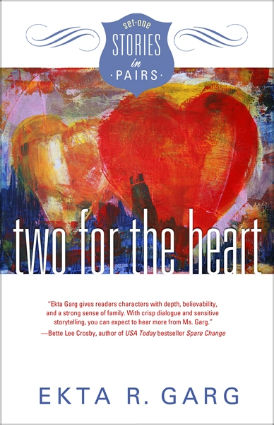 Two for the Heart-Frame