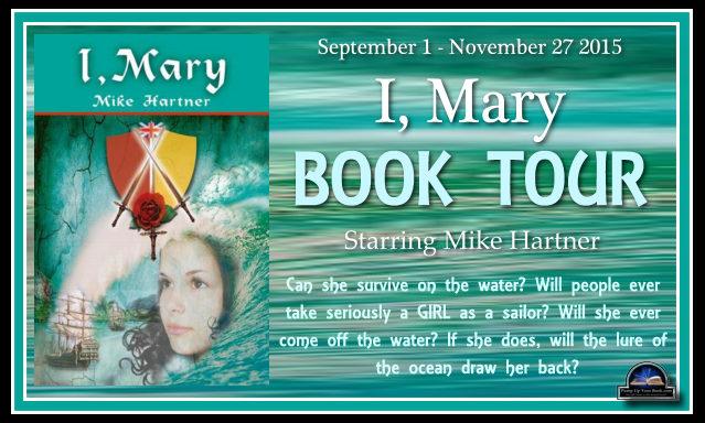 I, Mary banner