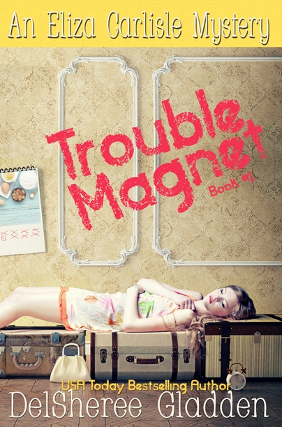 Trouble Magnet cover