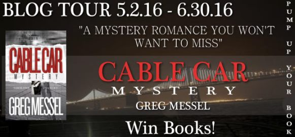 Cable Car Mystery banner
