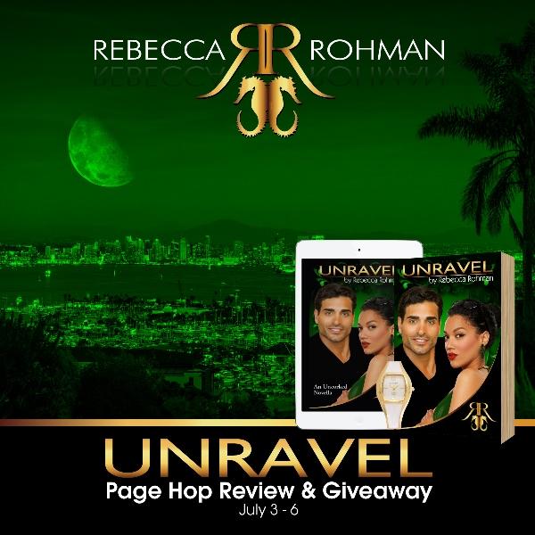unravel page hop