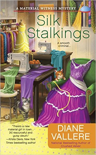 SILK STALKINGS cover