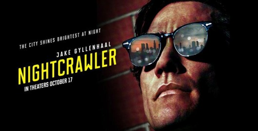 NIGHTCRAWLER...https://storgy.com/2016/10/15/movie-review-nightcrawler/