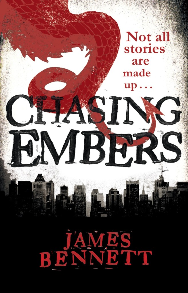 CHASING EMBERS by James Bennett...https://storgy.com/2016/12/06/book-review-chasing-embers-by-james-bennett/