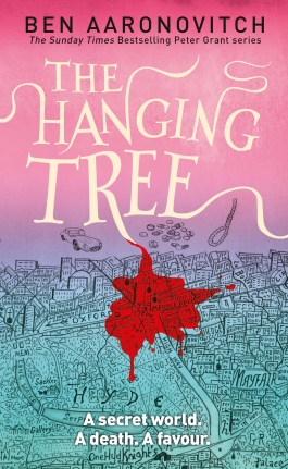 THE HANGING TREE by Ben Aaronovitch...https://storgy.com/2017/01/17/book-review-the-hanging-tree-by-ben-aaronovitch/