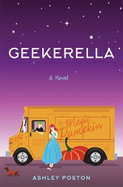 Geekerella by Ashley Poston...https://storgy.com/2017/03/05/book-review-geekerella-by-ashley-poston/