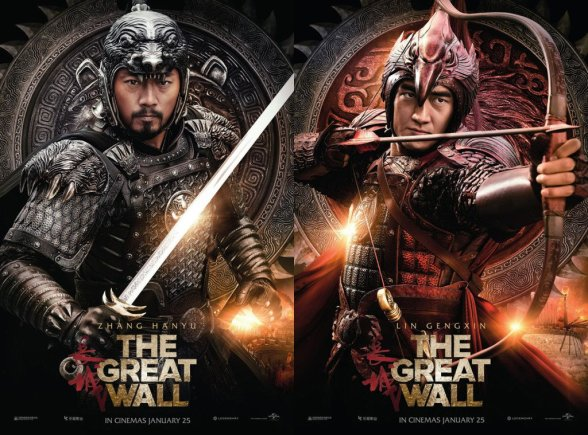 THE GREAT WALL...https://storgy.com/2017/03/11/film-review-the-great-wall/