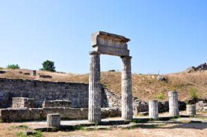 Pritaneo di Panticapeo, II secolo a.C., Kerč', Ucraina.
