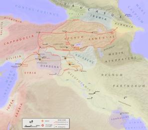 Guerra Romano-Partica (114-115 d.C)