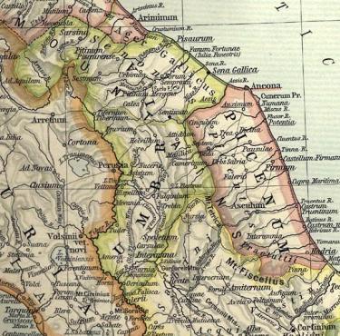 Regio VI Umbria