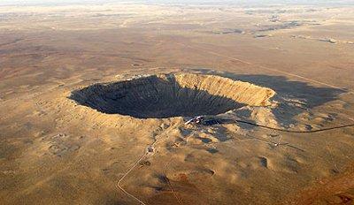 meteor-crater-arizona