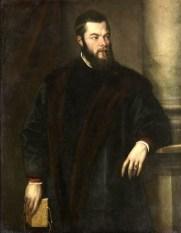 Tiziano Vecellio Ritratto di Benedetto Varchi, 1540-1541, Vienna, Kunsthistorisches Museum