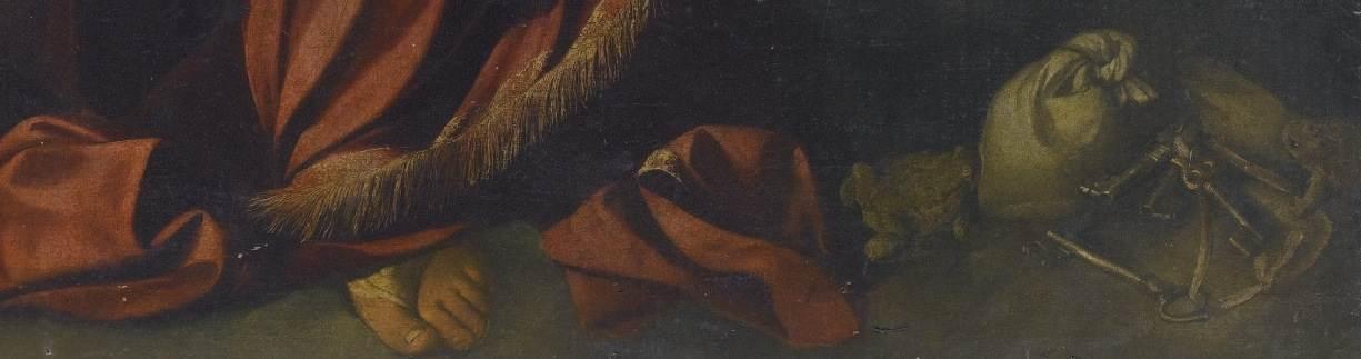 Dosso Dossi (attribuito a), Giove e Semele