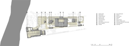 Site plan - AKAA / Courtesy of Architects