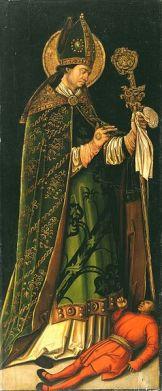 Leonhard Beck, San Valentino, Coburgo, Kunstsammlungen der Veste Coburg