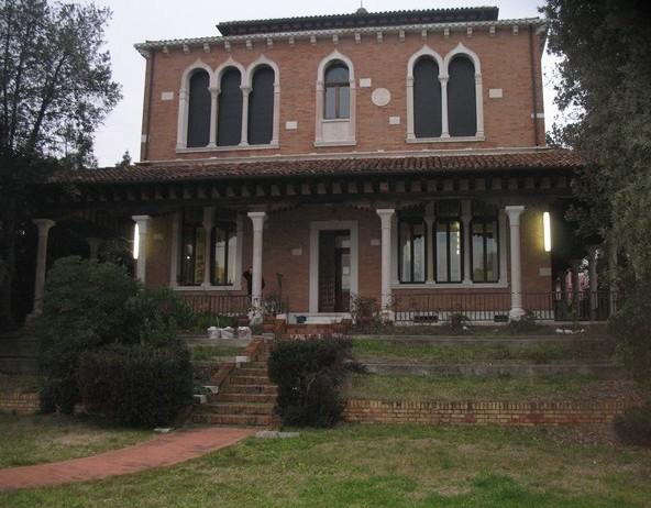 Venezia, Villa Hériot