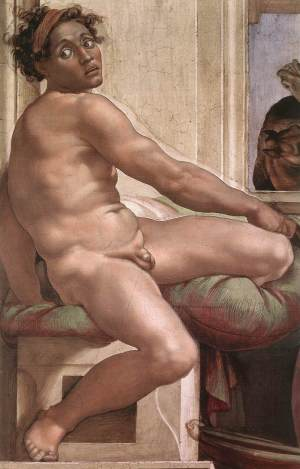 Michelangelo-Reproduction-Oil-Paintings-015