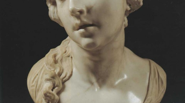 1 – Giovanni Bonazza, <em>Lucrezia</em>. Cambridge, The Fitzwilliam Museum.