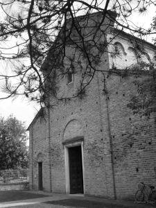 Bagnacavallo. La basilica di San Pietro in Sylvis, VII-IX sec. © Debora Tosato