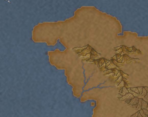 7) Avete creato il vostro fiume.... utilizzate lo stesso sistema per tutti gli altri. Buon divertimento. :-)