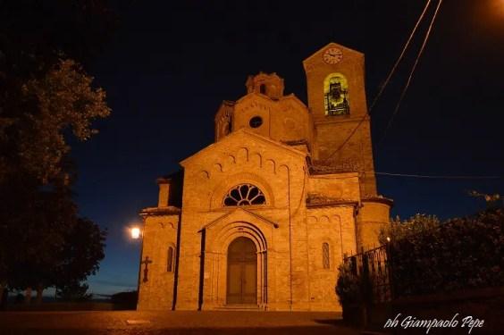 La parrocchiale di San Martino Vescovo (Sec. XIX)