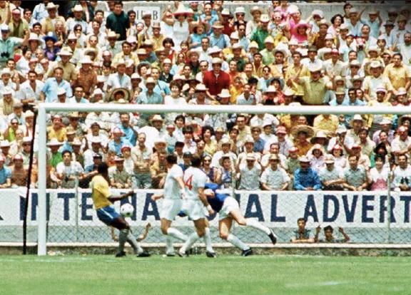 Gordon Banks e la parata su Pelé: la più bella di sempre
