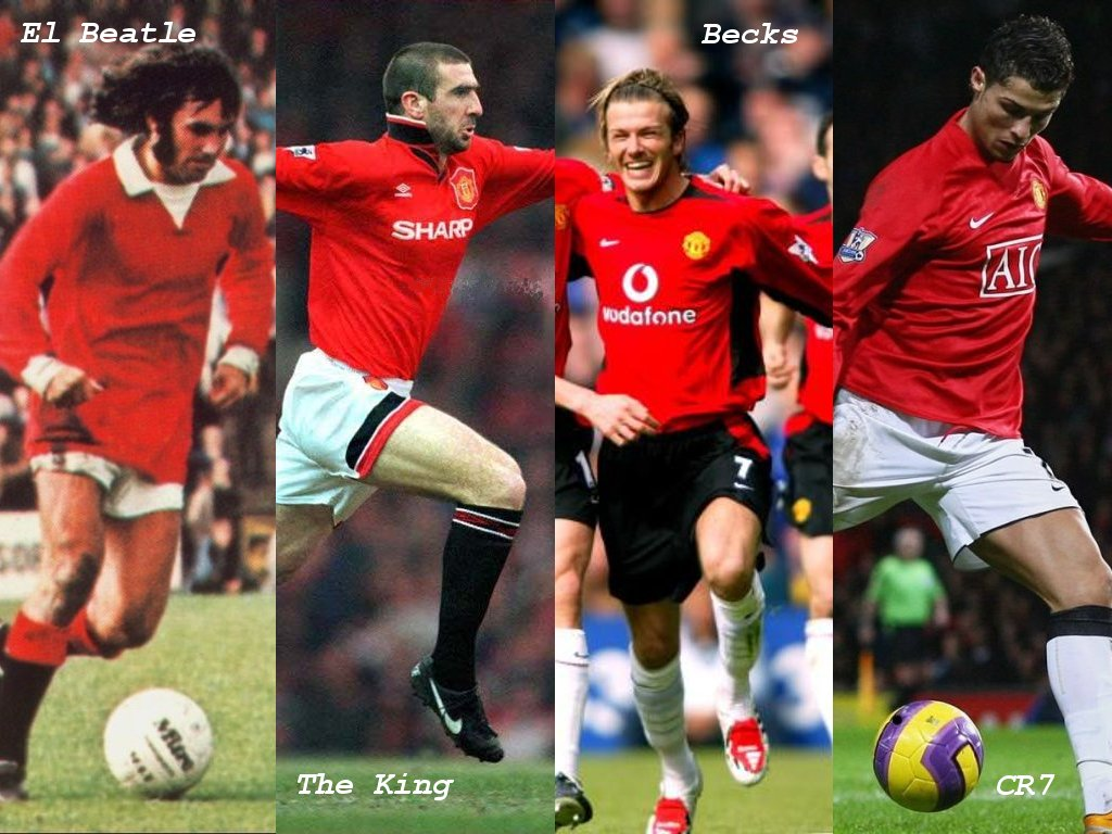 La maglia numero 7 del Manchester United: la più carica di gloria, di storie e di storia