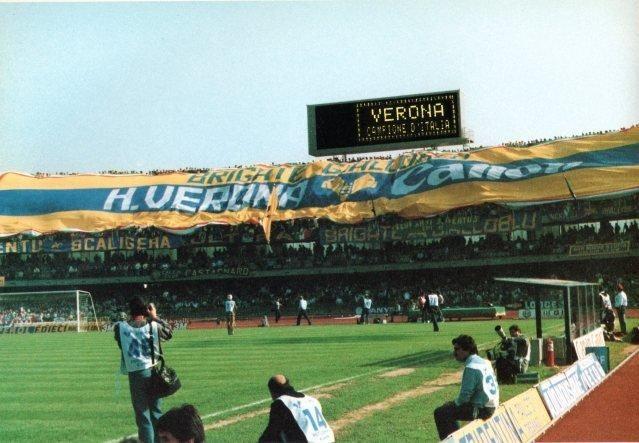 Verona 1985: l'ultimo, eroico scudetto della provincia