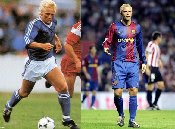 I Gudjohnsen: il calcio in Islanda di padre in figlio