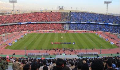 Il derby di Teheran, uno dei più sentiti al mondo