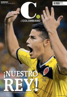 """""""Ames"""" eroe nazionale in Colombia"""