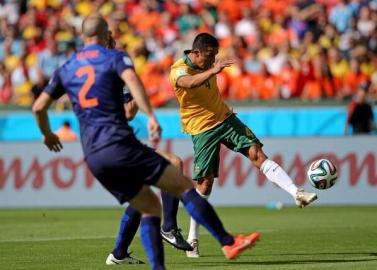 E' di Cahill il gol più bello dei Mondiali. Finora.