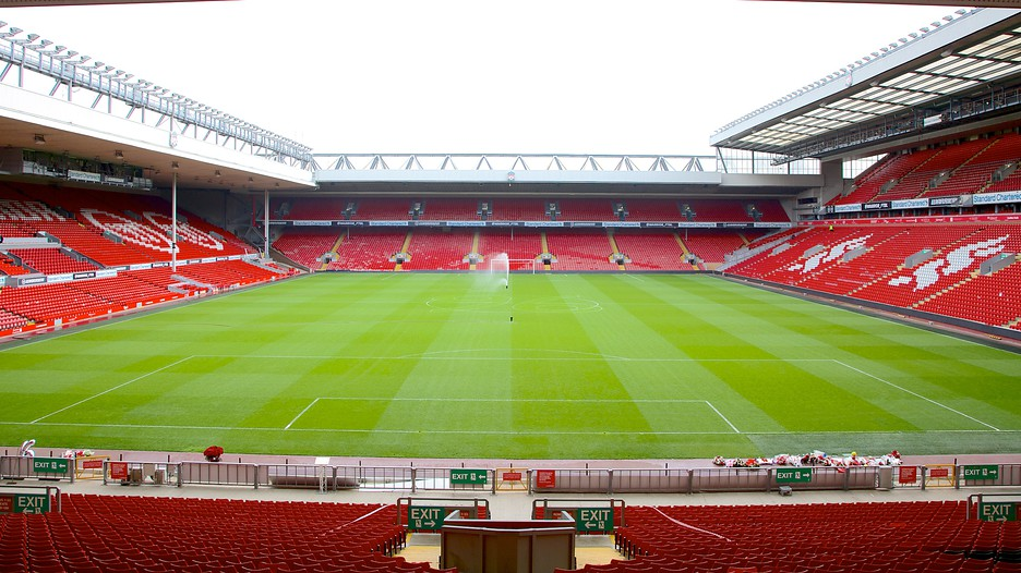 Fields of Anfield Road: Liverpool e la leggenda di Anfield in un coro