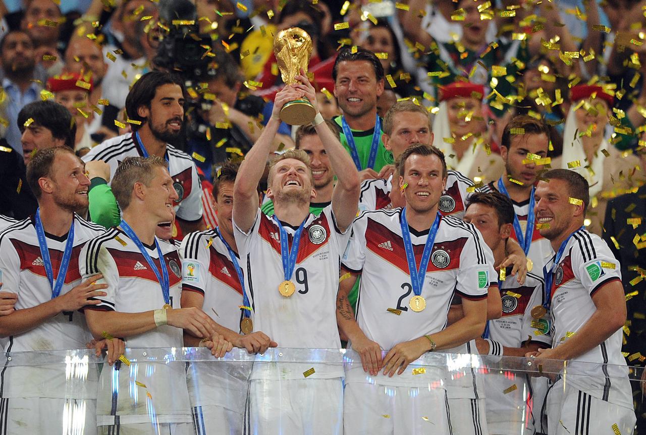 2014: Germania-Argentina 1-0 dts. Il lampo della perfezione tedesca