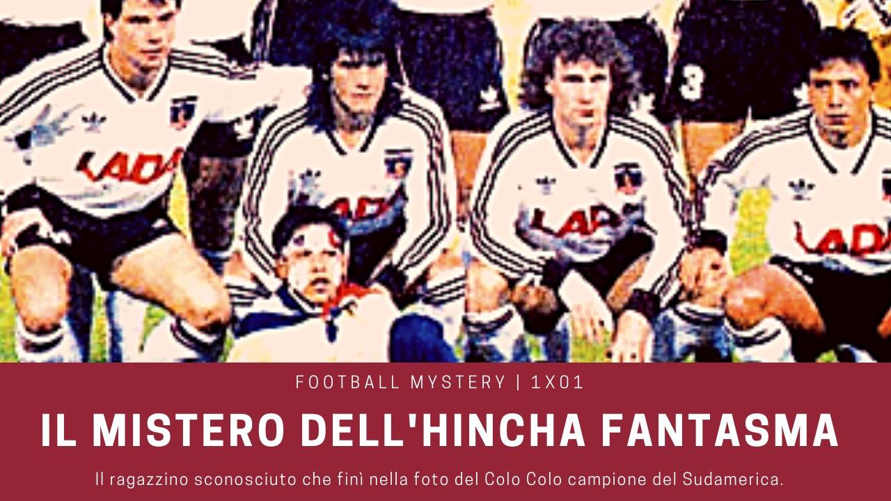 Football Mystery ep. 1×01   Segui la nuova webserie sul canale YouTube di Storie Fuorigioco