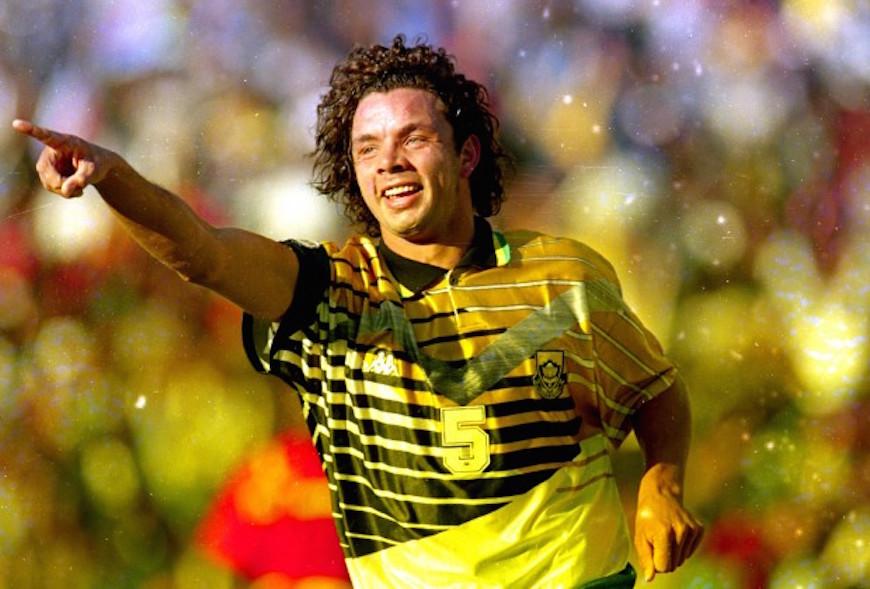 Mark Fish: il primo sudafricano della Serie A, tra Nelson Mandela e la Lazio
